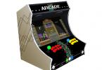 borne arcade retro