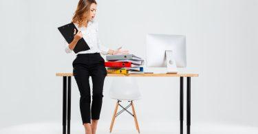 7 secrets pour optimiser son bureau de travail